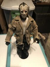 """Collectibles Freddy vs Jason Voorhees 1/6 12"""" Figure Friday the 13th"""