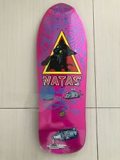 santa cruz skateboard sma natas kaupas kitten reissue old school shaped deck