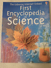The Usborne First Encyclopedia of Science New Leftover Stock