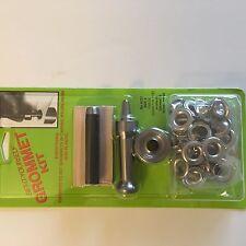 """C.S. Osborne K 231 Set It Yourself Grommet Kit size # 3 ( 7/16"""" )"""