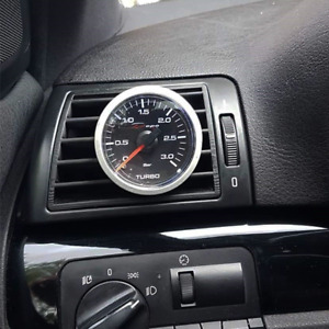 "BMW 3 SERIES E46 2""/52mm Gauge Pod Support Holder - Driver's Side Air Vent"