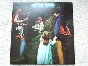 TRAFFIC - LAST EXIT -  - ILPS 9097 +A +B - LP RECORD  - (TESTED EX+)