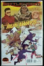 RUNAWAYS #4 Secret Wars (2015 MARVEL Comics) - NM Comic Book