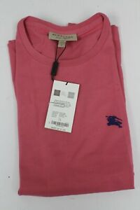 Burberry Dusty Pink T Shirt New with tags Size L