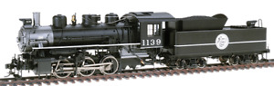 """Walthers Heritage Steam USRA 0-6-0 ACL #1139 DCC Digital SOUND """"Not Moving"""""""