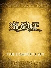 Yu-Gi-Oh Classic Complete Series DVD Set TV Show Collection Episode Season Anime