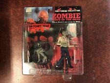 Zombie Dawn of the Dead Hatchet Head Figure.