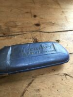 VINTAGE GERMAN 'HOHNER EDUCATOR 1' - KEY OF  C - IN ORIGINAL CASE - NEEDS TLC