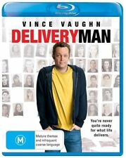 Delivery Man (Blu-ray, 2014) NEW