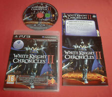 Playstation PS3 : White Knight Chronicles II [Pal-Fr] JRF