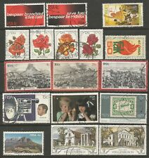 SOUTH AFRICA 1979 COMPLETE ISSUES OF THE YEAR 1979 COMPLETE POSTALLY USED 0214