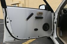 LRB Speed Aluminum Front Door Panels ONLY - Fits: Lexus IS300 01-05 Toyota Card
