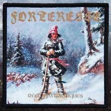Forteresse - Récits patriotiques | Printed Patch | Black Metal