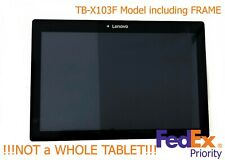New OEM Lenovo TB-X103F ZA1U 10.1 LCD Touch Screen Tablet Assembly 5D68C06509