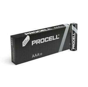 Duracell Procell AAA Alkaline Battery 1.5V MN1500 LR6 1 2 4 6 8 10 20 30 40 50
