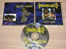 MINDLOSS CD - SLEEP TILL ETERNITY En Menthe