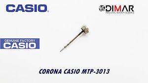 Casio Corona / Watch Crown, For Modelos. MTP-3013