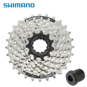 Shimano CS-HG41 8/24 Speed MTB Bike Bicycle Cassette Freewheel 11-32T HG51