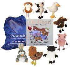 Oh Dear Story Bag Book Puppet Sack Set Teaching Resources Sack EYFS KS1