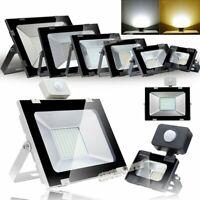 10W-500W LED Flood Light Waterproof Spotlight Outdoor Garden Yard Lamp