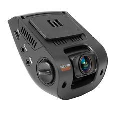 Negro C/ámara doble delantera y trasera para coche con /ángulo de hasta 170 grados, 1080p, HD, visi/ón nocturna Rexing v1p