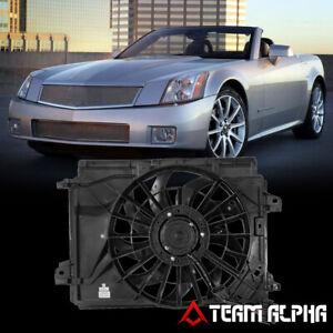 Fits 2005-2013 Cadillac Xlr/Corvette Radiator Cooling Fan OE Style Kit GM3115202