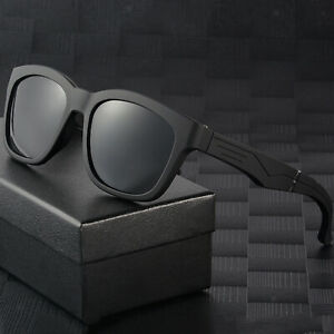 Audio Sunglasses Smart  5.0 Headset Glasses,Open Ear Style Listen Music and