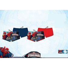 Maillot de bain Ultimate Spiderman Bleu 3 ans