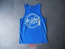 ZOO YORK CREW TANK TOP NEU ROYAL GR:M ZOO YORK SKATEBOARDING