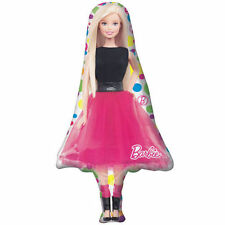 Palloncino Mylar Super Shape Barbie 53x106 cm