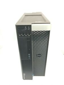Dell Precision T5600 2x E5-2609 4C 2.4Ghz 16GB RAM 256GB SSD 2TB HDD Win 10 Pro