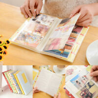 84 Pocket Album Storage Book For Fujifilm Polaroid Fuji Instax Mini 50s 7 8s、Fad