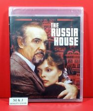THE RUSSIA HOUSE (1990) Twilight Time Blu Ray ~Sean Connery, le Carre~ BRAND NEW