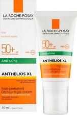 GEL crème solaires unisex ANTHELIOS XL anti-shine sans parfum SPF50+