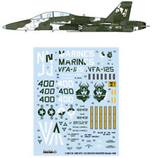 MONOKIO 1/48 F/A-18B VFS-125 Rough Raiders_Raider 400