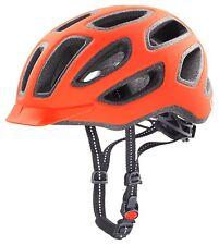 Radhelm Uvex  city e - Fb. neon orange mat  - Gr. M - L - 57 - 61 cm :NEU :