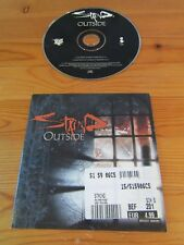 cd single Staind - Outside