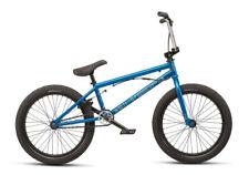 "WE THE PEOPLE 2019 CRS FS 18 MATTE METALLIC BLUE COMPLETE BMX BIKE 18"" BIKES"