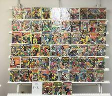 Vintage Marvel Tales Marvel 63 Lot Comic Book Comics Set Run Collection Box