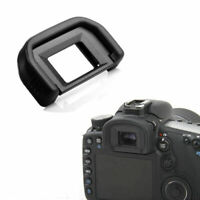Plastic Camera Accessories EF Viewfinder Rubber Eyepiece Eyecup For Canon Black