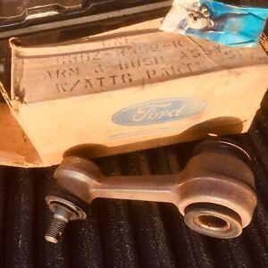 1963-64 Falcon Center Drag Link V8 Power Steering 2 Piece Comet Genuine Ford