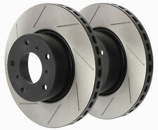 Protex Performance Front Brake Rotor Pair FOR Holden H Series HJ 2.8 ...
