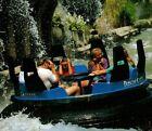 Roman Rapids Festia Italia Water Rafting Ride Busch Gardens VA Vintage Postcard