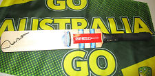 "Matthew Hayden (Australia) signed Gray Nicolls ""Nitro"" Mini Cricket Bat (Blue)"