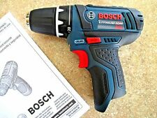 "Brand New Bosch PS31 12V 2 Speed Max 3/8"" Drill Driver Cordless Li-Ion PS31B"