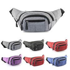 Utility Fanny Pack Waist Belt Bag Purse Hip Pouch Travel Sport Bum Men Women