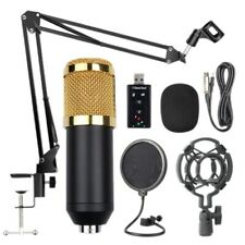 Bm800 Professional Suspension Microphone Kit Studio Live Stream Broadcastin M4M4