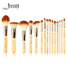 UK Jessup 15PCs Eye Shadow Makeup Brushes Set Foundation Liner Cosmetic Tool Kit