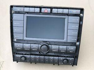 Navigationssystem VW Phaeton Radio 3D0035007P 5W8 Navigation VDO Navi