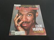 Rolling Stone Magazine #399 July 7th 1983 Eddie Murphy Def Leppard